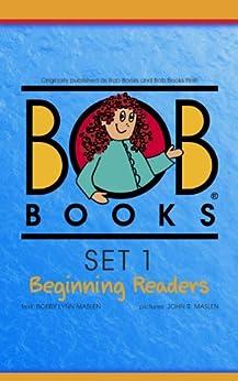 Bob Books Set 1: Beginning Readers by [Maslen, Bobby Lynn]