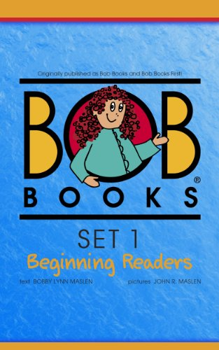 Bob Books Set 1: Beginning Readers -