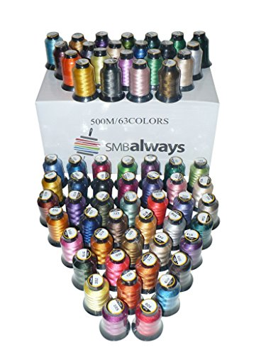 polyester-embroidery-machine-thread-set-63-spools-500m-each-by-smb-always