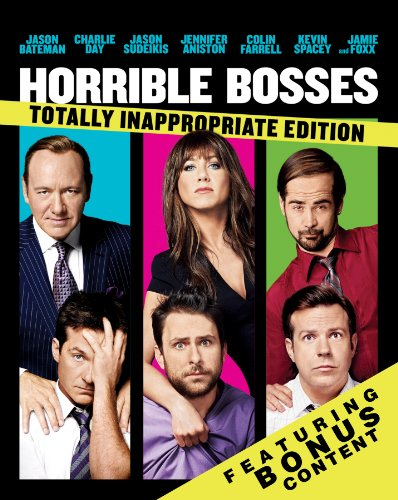 Horrible Bosses: Totally Inappropriate Edition (plus Bonus - Hall Pass