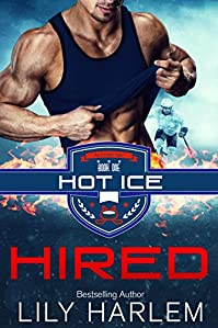 Hired by Lily Harlem ebook deal