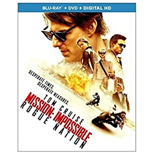 Mission: Impossible - Rogue Nation [Blu-ray] (2015)