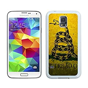 Unique and Nice Case USA Soccer 21 Samsung Galaxy S5 I9600 Case in White