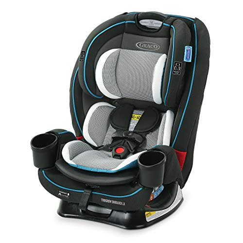 Graco TrioGrow SnugLock LX 3-in-1 Car Seat, Thatcher