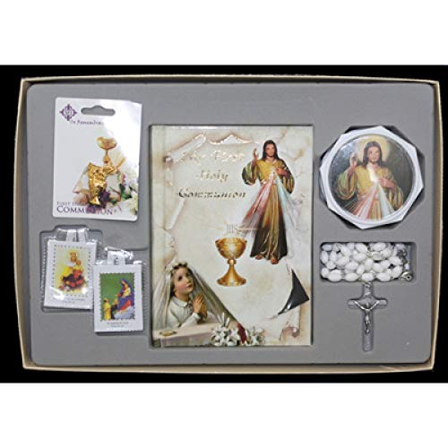 SF001 Catholic & Religious Gifts, First Communion Set Girl Spanish by SF001