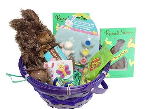 Easter Basket Filled Assorted Treats