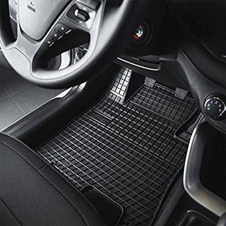 Gummimatten Gummifußmatten  Matten 4-tlg Fiat Grande Punto 2005-2012 0912