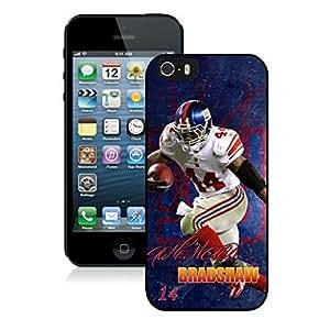 NFL New York Giants Ahmad Bradshaw iphone 5 5S phone cases Gift Holiday Christmas GiftsTLWK936202