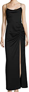 product image for Betsy & Adam Womens Satin Formal Evening Dress
