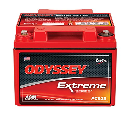 Odyssey Battery PC925LMJ lead_acid_battery (Flat Engine Mounting Plate)
