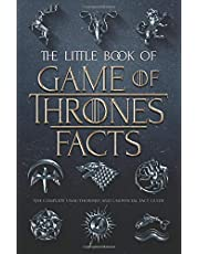 The Little Book of Game of Thrones Facts