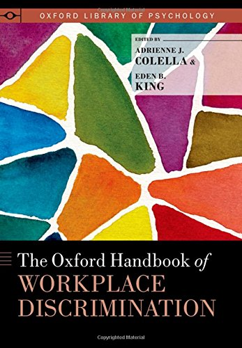 [Ebook] The Oxford Handbook of Workplace Discrimination (Oxford Library of Psychology)<br />R.A.R