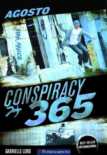 Conspiracy 365 08. Agosto