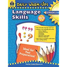 Daily Warm-Ups: Language Skills Grade 2