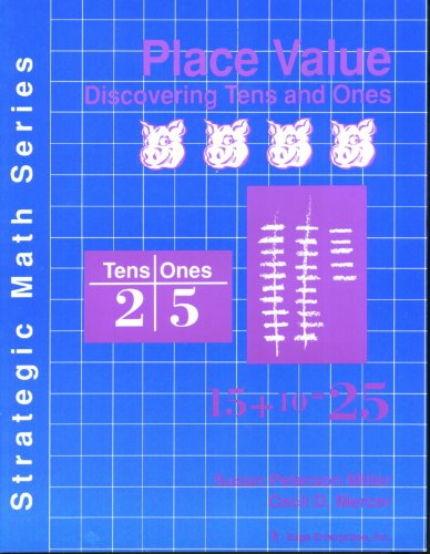 Place Value Discovering Tens and Ones (Strategic Math Series)