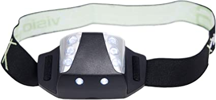 Mematec Stirnlampe Headlamp Vision 6