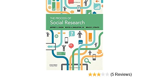 The process of social research jeffrey c dixon royce a singleton the process of social research jeffrey c dixon royce a singleton bruce c straits 9780199946754 amazon books fandeluxe Gallery