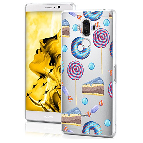 Thin Flessibile Custodia Mate Gel 9 Case Crystal Clear 9 Huawei Cover 08 Premium Mate Ultra Huawei Scratch Silicone per Trasparente 9 TPU Mate Slim Anti wXxPaFqn0