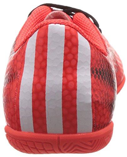 adidas Zapatilla Jr F5 IN Solar red-White-Black Solar red-White-Black