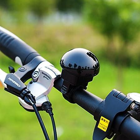 LaDicha Montar Bicicleta Bicicleta Campana electrónica Cuerno ...