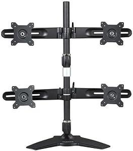 Planar Quad Monitor Stand