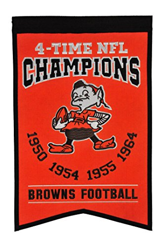 (NFL Cleveland Browns Champions)