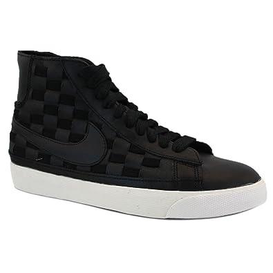 Femmes Nike Formateurs Blazer Milieu Tissé Chaussures