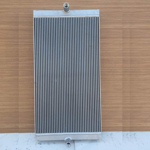 E320D CORE AS-Oil COOELR,Oil Cooler Assy,Hydraulic E320DL,535 MM,New ()