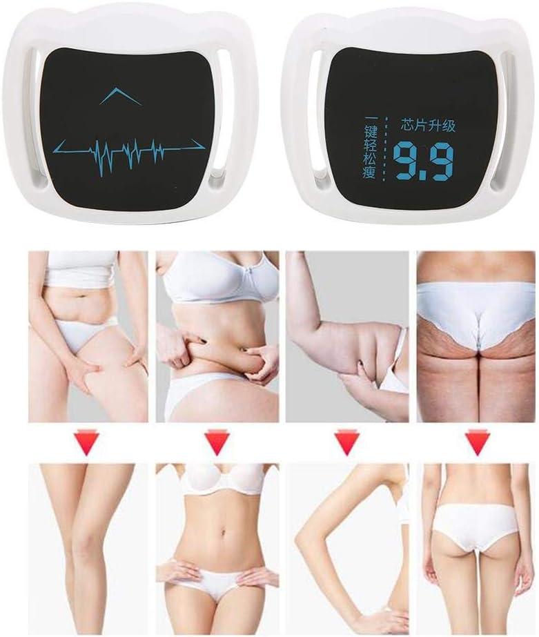 Waist Leg Slimming Belt Fitness Training Slimming Machine for Abdomen Shoulders Waist Hips Thighs Vibration Body Weight Loss Massager