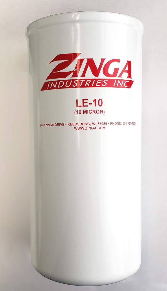 ZINGA ZSE10 Replacement Spin-On Filter from Big Filter Store