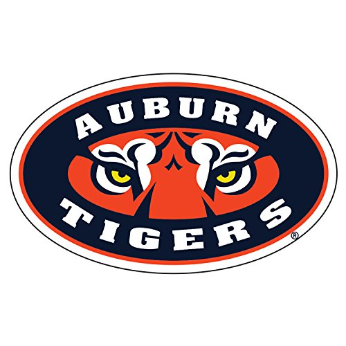 Auburn Tigers Decal AUBURN TIGER EYES DECAL 4