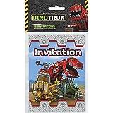 Dinotrux Invitations, 8ct