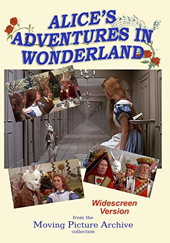 Burton Alice In Wonderland Costumes - Alice's Adventures in Wonderland - 1972
