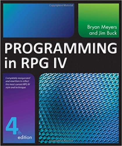 Programming in RPG IV: 9781583473559: Computer Science Books