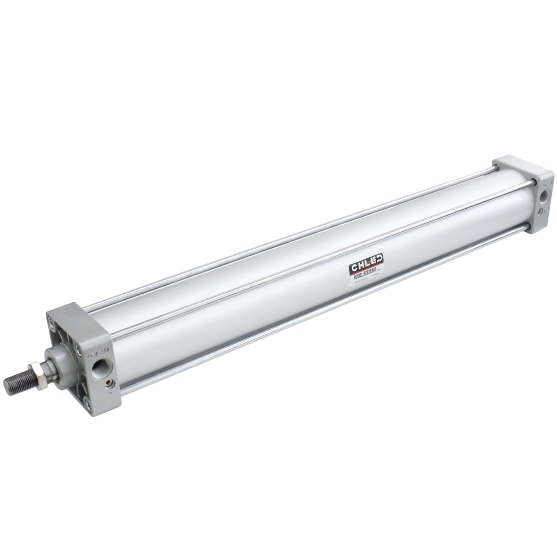 Heschen pneumatico standard aria cilindro SC 63 –  500 G3/20, 3 cm porte 63 mm (6, 3 cm) Diametro 500 mm (50, 8 cm) corsa a doppio effetto 3cm porte 63mm (6 3cm) Diametro 500mm (50 CHLED Pneumatic