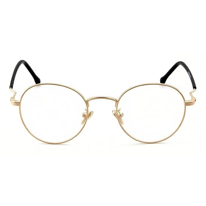 ADEWU-La moda de las gafas de sol circular gafas retro ...