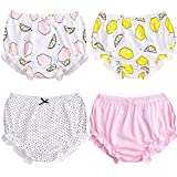 4pcs Baby Kids Potty Training Pants Washable Cloth Diaper Nappy Underwear