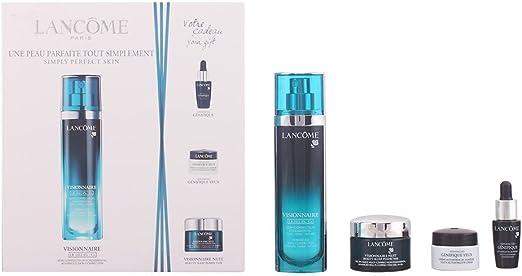 Lancôme Visionnaire Serum + Tratamiento de Ojos + Crema Correctora + Gel en Aceite de Noche - 1 Pack: Amazon.es: Belleza