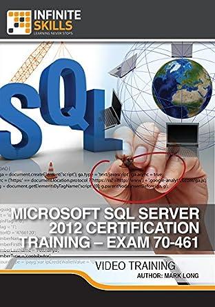 Amazon.com: Microsoft SQL Server 2012 Certification Training - Exam ...