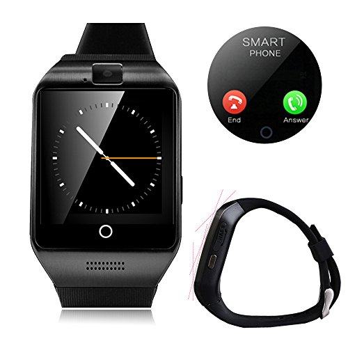 Smartwatch Unlocked Bluetooth Handsfree Smartphones