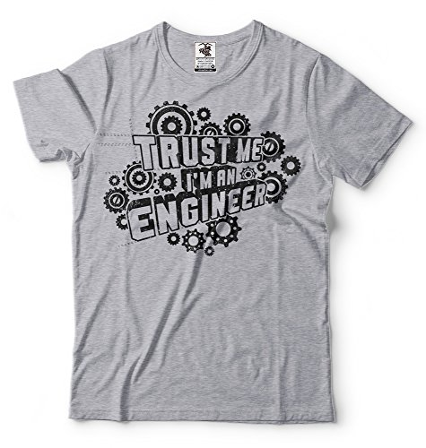 be3245b7b Engineer T-Shirt Trust Me I am An Engineer Tee Shirt XXXX-Large Pink - Buy  Online in Oman. | Apparel Products in Oman - See Prices, Reviews and Free  ...