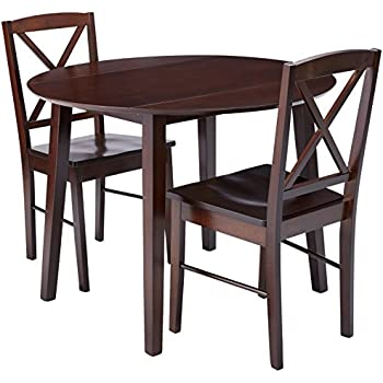Amazon.com - 3 Piece Dining Set. 36\