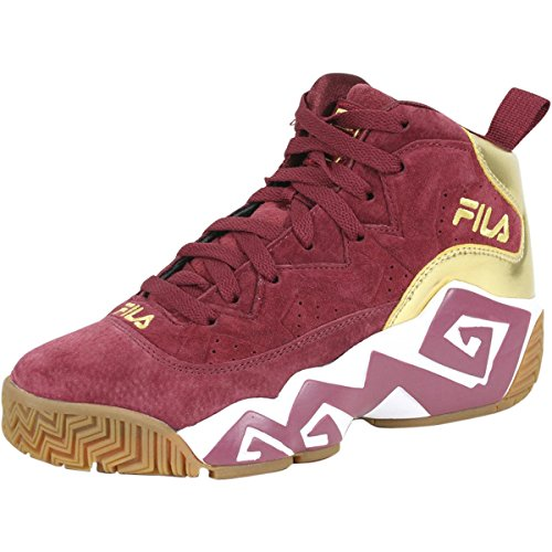 Fila Men's Mash Burn Sneaker Tawny/Metallic Gold/Gum cheap sale pre order cheap sale supply od5C7yB4