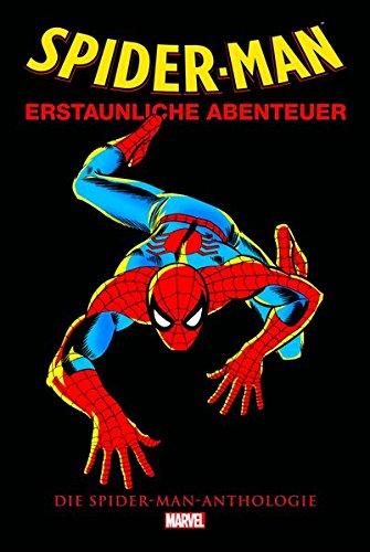 Spider-Man Anthologie: Erstaunliche Abenteuer Gebundenes Buch – 13. Juni 2017 Stan Lee Romita Jr. John Michael Strittmatter Panini
