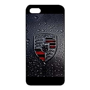 Porsche Logo Phone Case Delicate Prorector Cover Case Snap on Iphone 5/5s Luxury Porsche Symbol Cover Shell