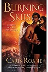 Burning Skies: Book 2 of The Guardians of Ascension Paranormal Romance Trilogy Kindle Edition