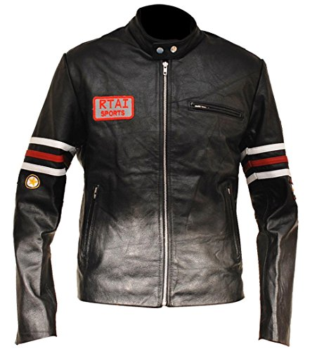 MD Motorcycle House Jacket House Gregory RTAI Leather TxxdwfSq8