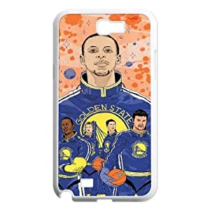 High Quality Phone Case For Samsung Galaxy Note 2 Case -NBA - Golden State Warriors - Golden State Warriors Historic Blast -LiuWeiTing Store Case 6