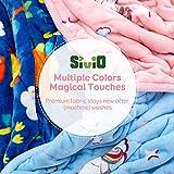 Sivio Kids Fleece Weighted Blanket (5lbs), Ultra