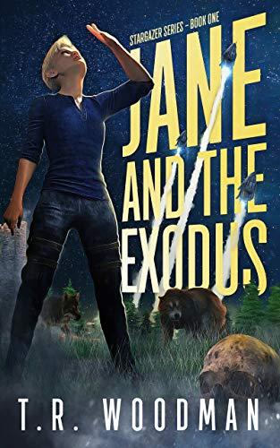 Jane and the Exodus (Stargazer Series Book 1) ()